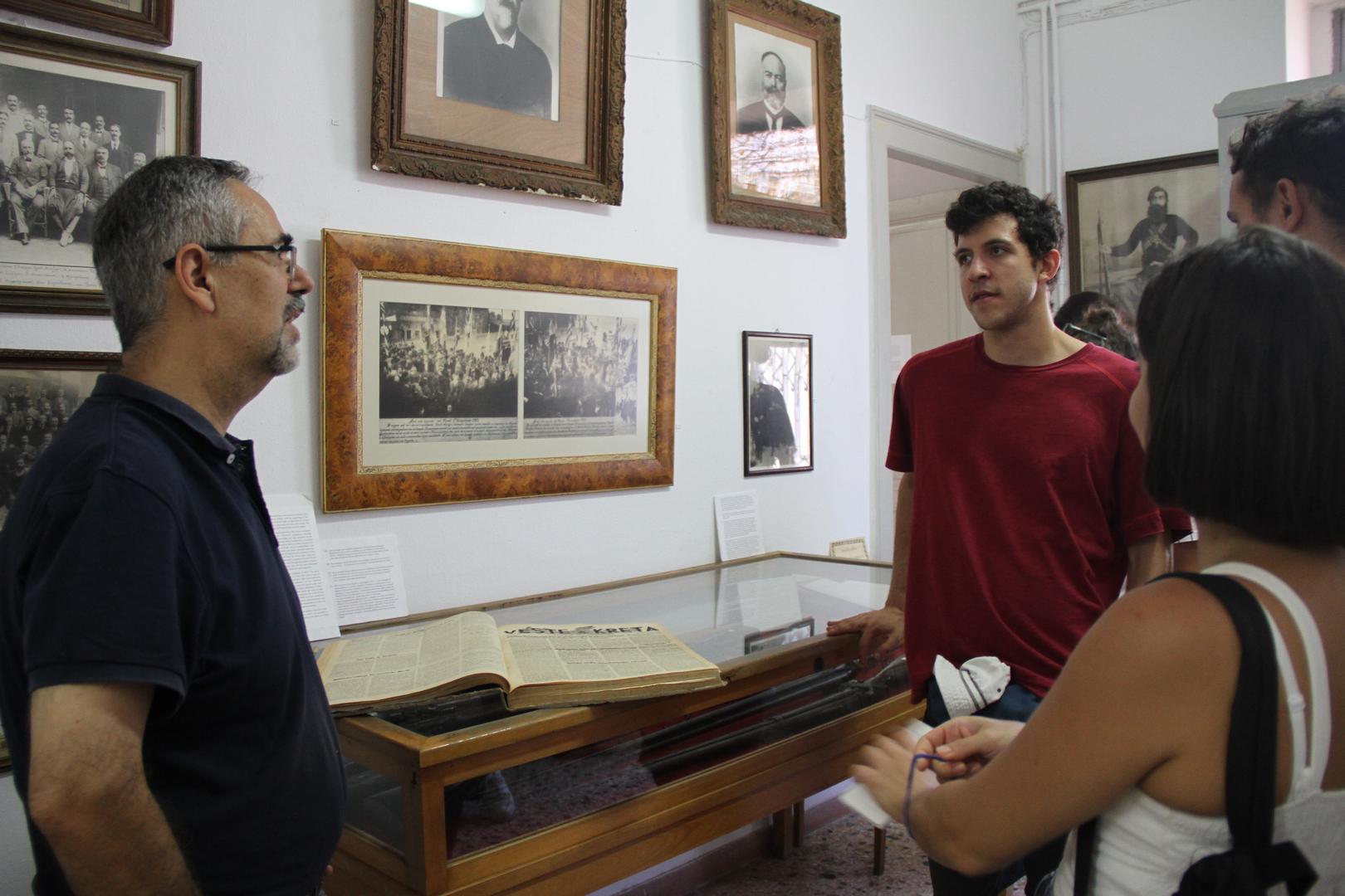 Historisches Archiv Kreta in Chania; Fotonachweis Archiv VgK e.V.